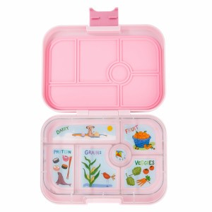 Yumbox Original Hollywood Pink met Tray California