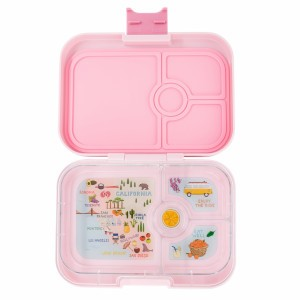 Yumbox Panino Hollywood Pink met Tray Vintage California