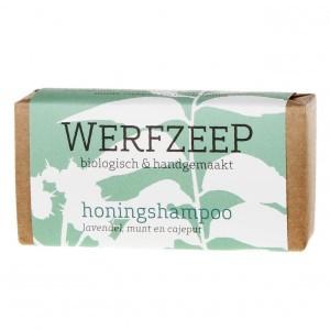 Werfzeep Honingshampoo