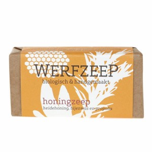 Werfzeep Honingzeep