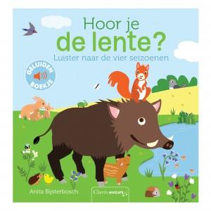 Clavis Geluidenboekje Hoor je de lente?