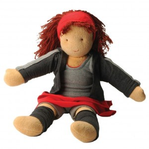 Hoppa Babypop (40 cm) Anna
