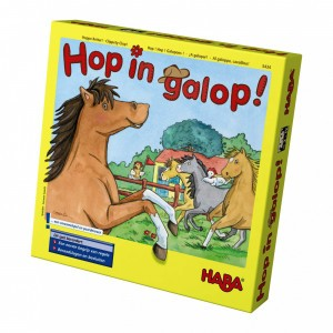 Haba Spel Hop in galop!