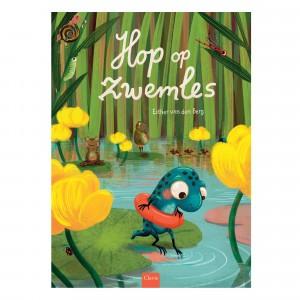 Clavis Leesboekje Hop op zwemles