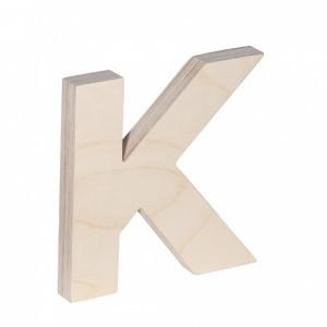 Trixie Houten Letter K