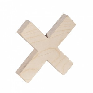 Trixie Houten Letter X