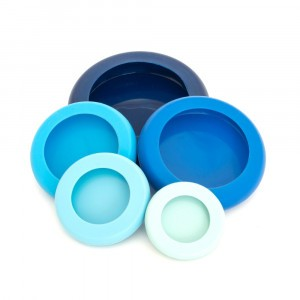 Food Huggers - Ice Blue (5 stuks)