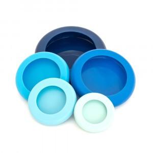 Food Huggers - Ice Blue (5 stuks)