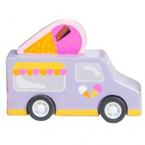 Le Toy Van Sweets & Treats Pull Backs Ijskar