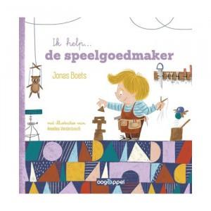 Oogappel Interactief Boek - Ik help ... de speelgoedmaker