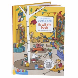Zwijsen Leren lezen Zoekboek Ik wil dit boek