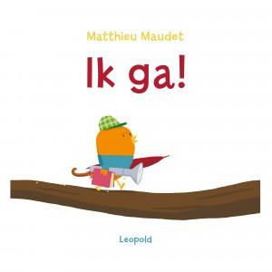 Standaard Uitgeverij Prentenboek Ik ga!
