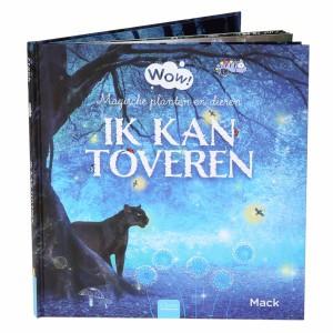 Clavis WOW Informatief Leesboek Ik kan toveren!