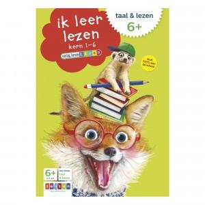 Zwijsen Oefenboekje 'Ik leer lezen' kern 1-6
