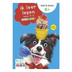 Zwijsen Oefenboekje 'Ik leer lezen' kern 7-11