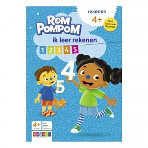 Rompompom Oefenboekje - Ik leer rekenen