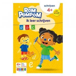 Rompompom Oefenboekje - Ik leer schrijven