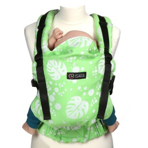 Isara Toddler Philodendra Lime