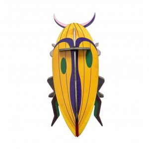 Studio Roof 3D Insects - Click Beetle