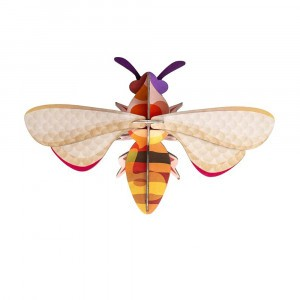 Studio Roof 3D Insects - Honey Bee