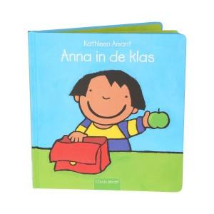 Clavis Leesboekje Anna in de klas
