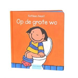 Clavis Leesboekje Op de grote wc