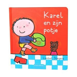 Clavis Leesboekje Karel en zijn potje
