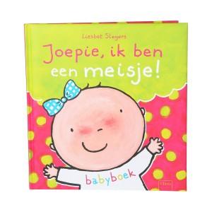 Clavis Leesboek Joepie, ik ben een meisje