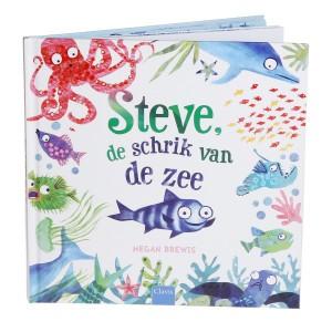 Clavis Leesboek Steve de schrik van de zee