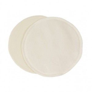 Imse Vimse Borstvoedingscompressen van zachte wol & zijde 14 cm