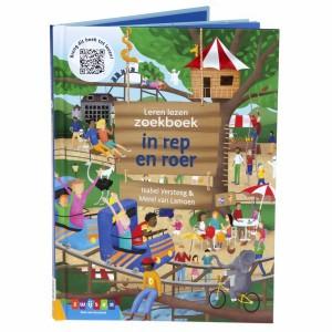 Zwijsen Leren lezen Zoekboek In rep en roer