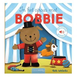 Clavis Geluidenboekje In het circus met Bobbie