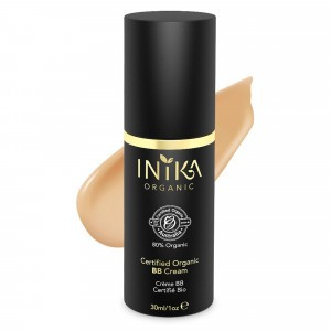 Inika Organic BB Cream - Tan