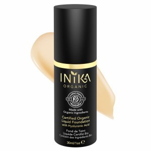 Inika Organic Liquid Foundation - Cream