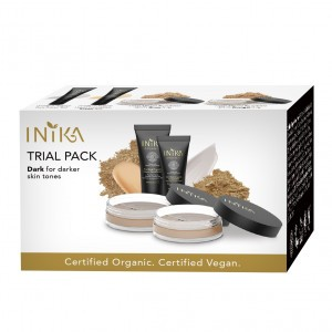 Inika Organic Trial Kits - Dark