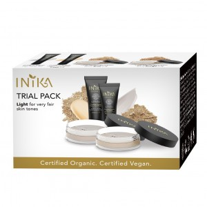 Inika Organic Trial Kits - Light
