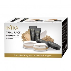 Inika Organic Trial Kits - Medium/Dark