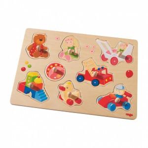 Haba Inlegpuzzel Mijn eerste speelgoed