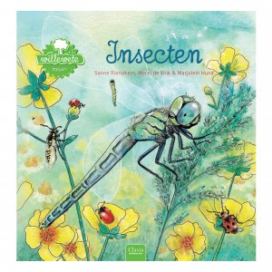Clavis 'Willewete' Informatief Prentenboek Insecten