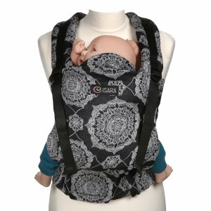Isara Baby Kaleidoscopix Denim Black