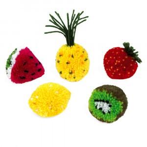 Janod Fruit Pompons