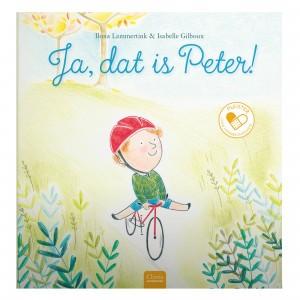 Clavis 'Pleister' Informatief Leesboek Ja, dat is Peter!