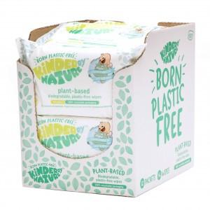Jackson Reece Plantbased Babydoekjes Voordeelpakket 12 pakjes (672 doekjes)