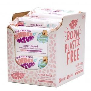 Jackson Reece Waterbased Babydoekjes Voordeelpakket 12 pakjes (672 doekjes