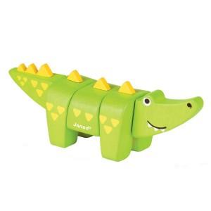 Janod Dierenkit Krokodil