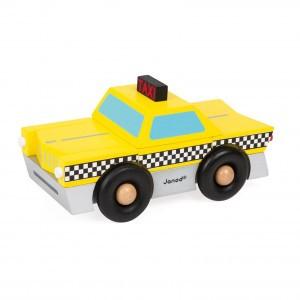 Janod Magneet Kit Taxi