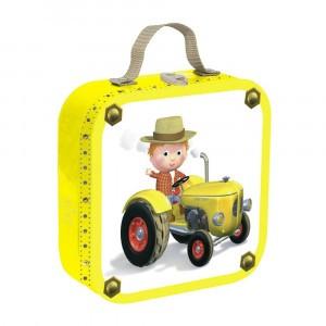 Janod Puzzel De tractor van Peter