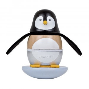 Janod Stapeltuimelaar Pinguin
