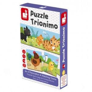 Janod Puzzel Trionimo