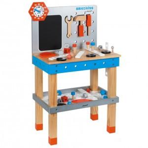 Janod Magnetische Werkbank Brico'Kids XL